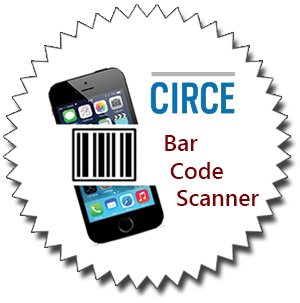 CIRCE Barcode Scanner to Salesforce.