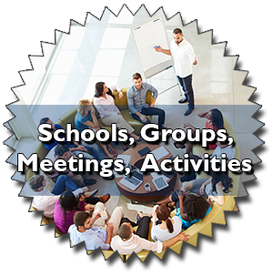 CIRCE Schools, Groups, Classes, Meetings and Activities Module.